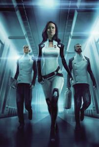 girl commander